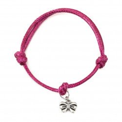 bow bracelet with string