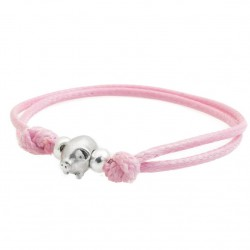 Piggy bracelet with string